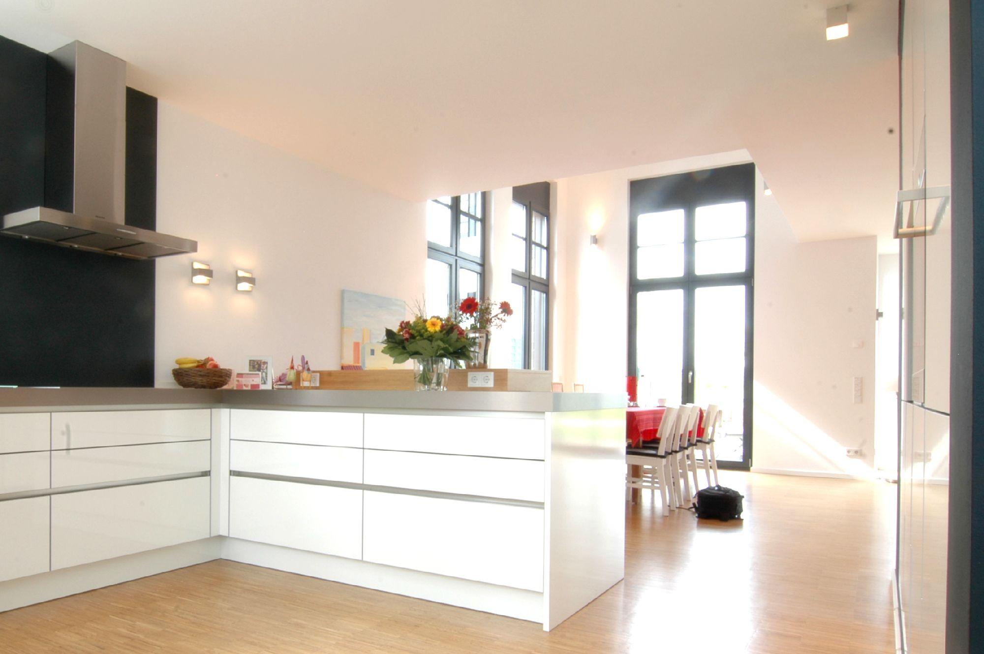 Modernes Haus in Feldhausen - Architekten Blanc & Mecklenburg