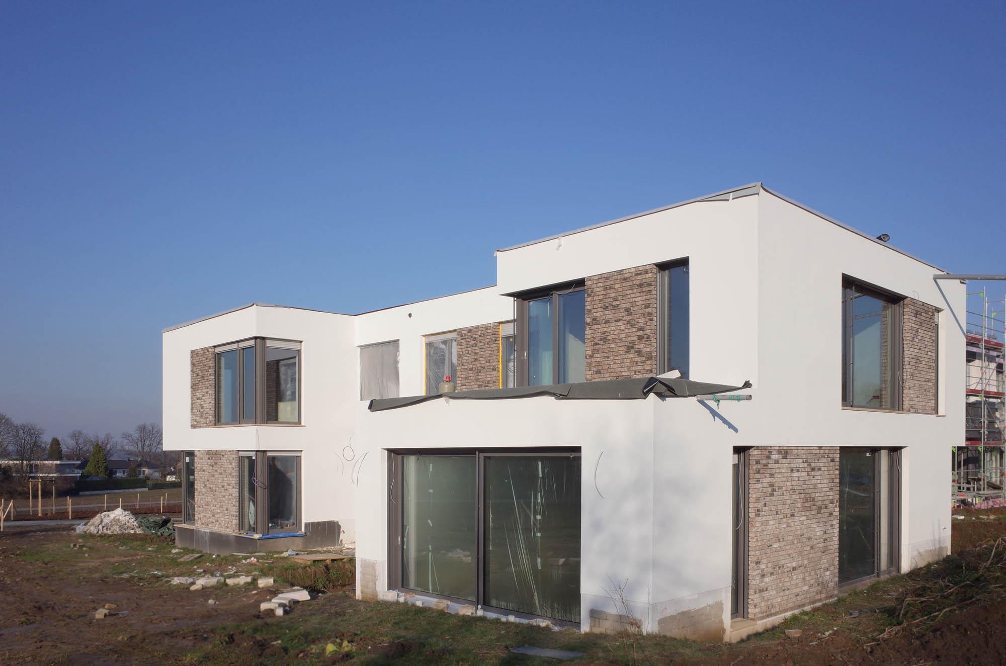 Modernes Haus In Heidhausen Architekten Blanc Mecklenburg